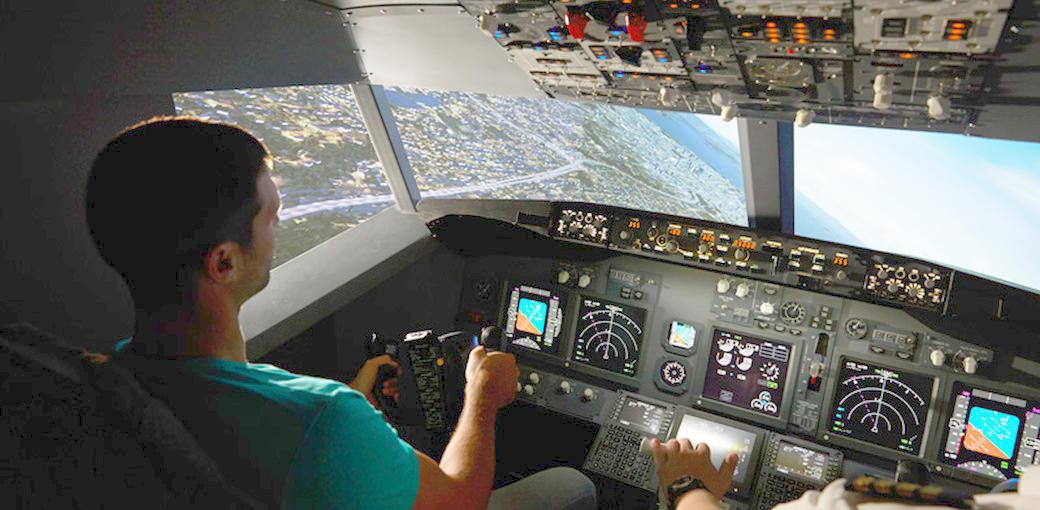 Sydney Jet Flight