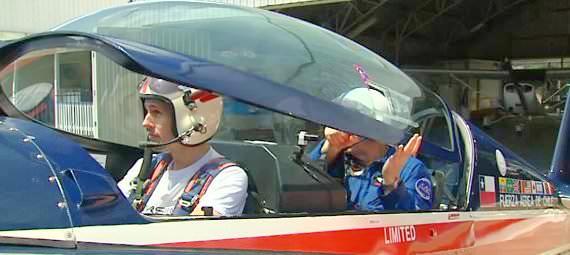 Sunshine Coast 30 Minute Aerobatic Flight