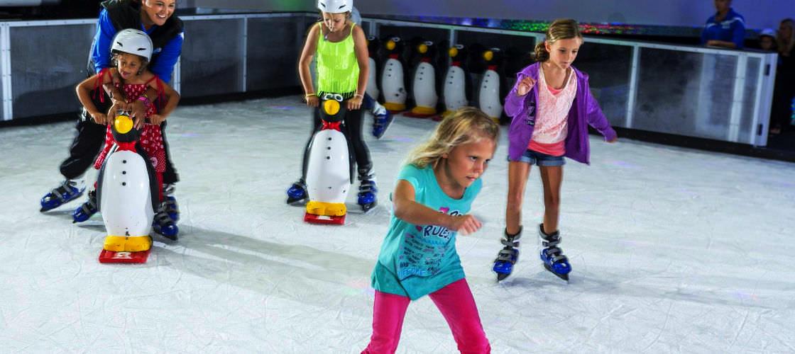 ice skating geelong