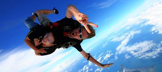 Brisbane Tandem Skydive