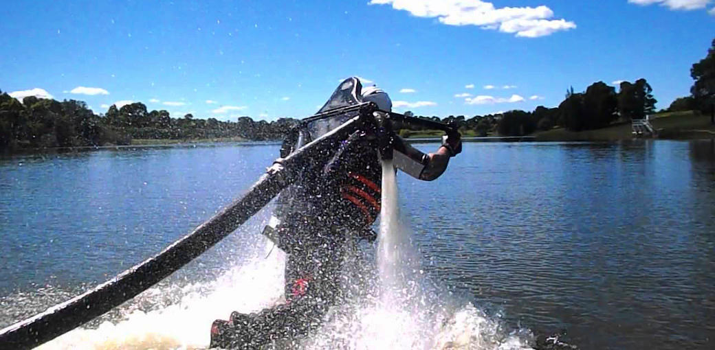 Jetpack Sydney
