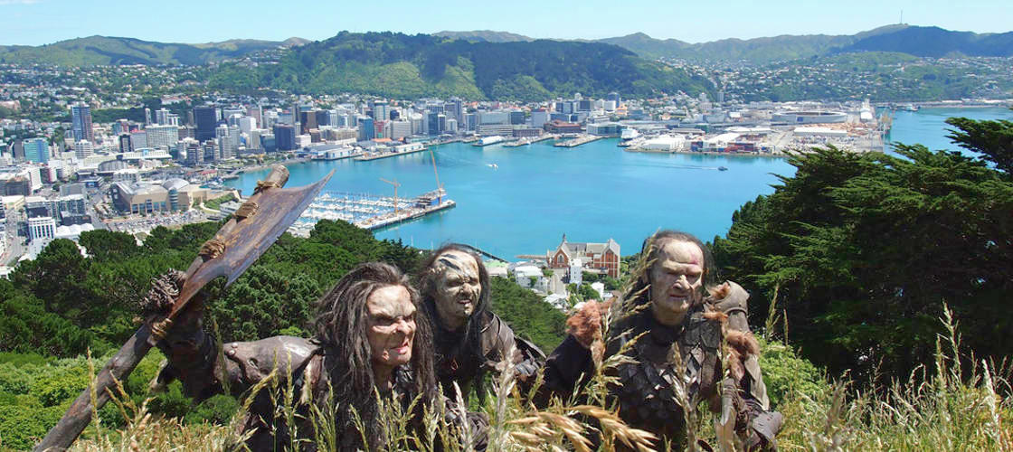Middle Earth Tour Wellington