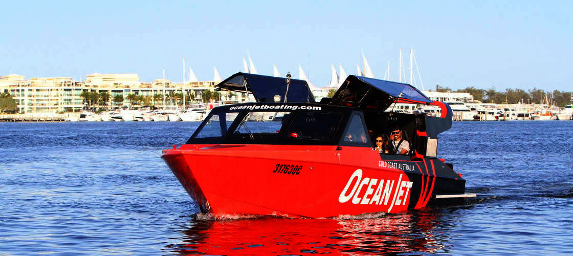 gold coast jet boat ocean thrill ride