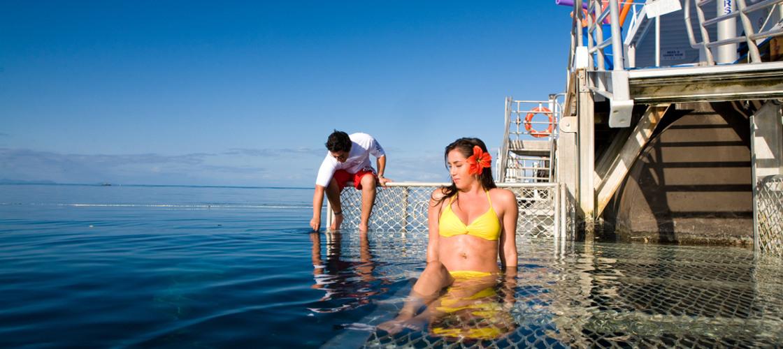 Cruise Whitsundays Reef Sleep