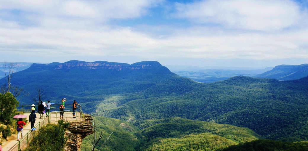 Sydney to Blue Mountains Tour