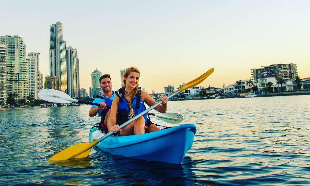 Australian Kayaking Adventures  Gold Coast