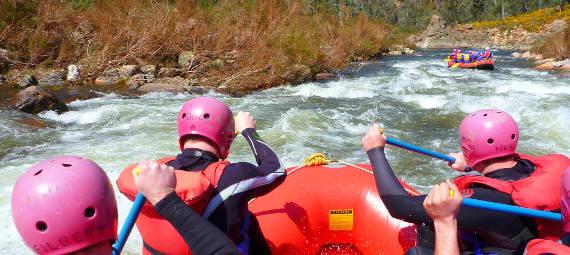 Mitta Mitta River Rafting