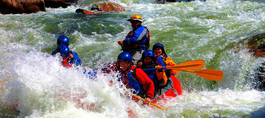 Mitta Mitta WhiteWater Rafting