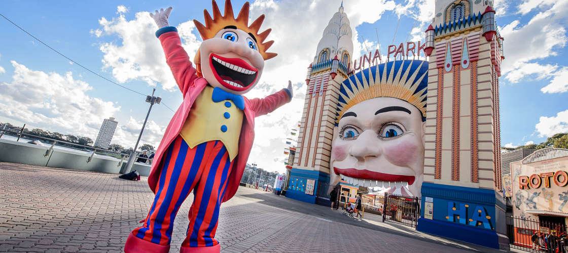 Secured Cards >> Luna Park Sydney Tickets - Buy Online | Experience Oz