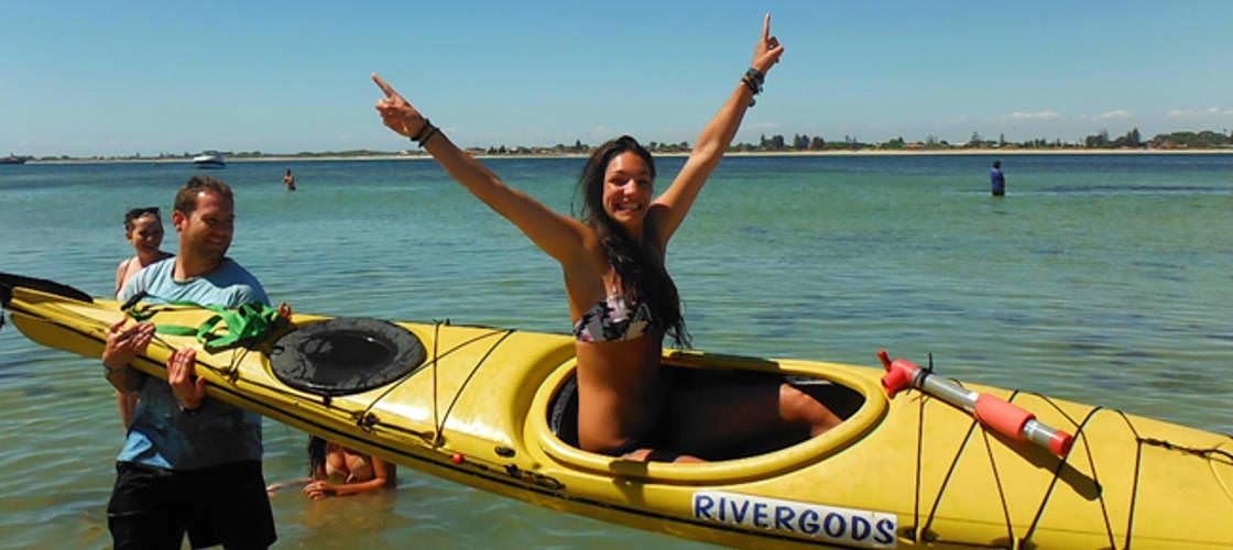 Perth Sea Kayaking Tours