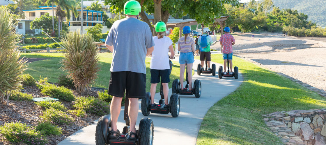 Segway Tours in Airlie Beach