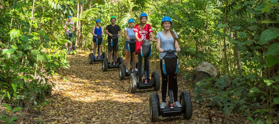 Whitsunday Segway Tours including Dinner