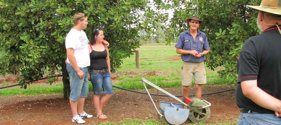 cairns gourmet tour winery tour