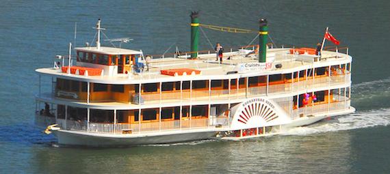 brisbane river lunch cruise