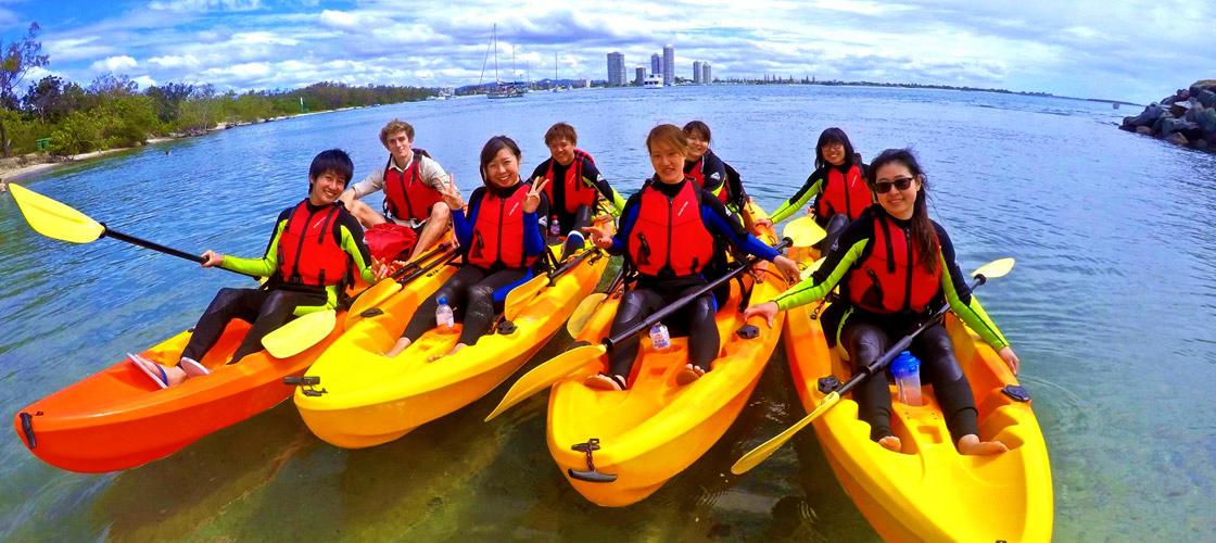 Gold Coast Kayaking Tours
