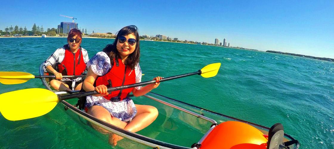 Gold Coast Kayaking Trips