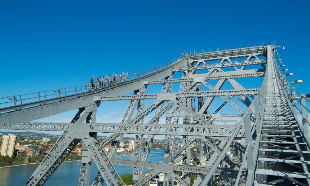 Story Bridge Adventure Climb Brisbane Extreme Activity