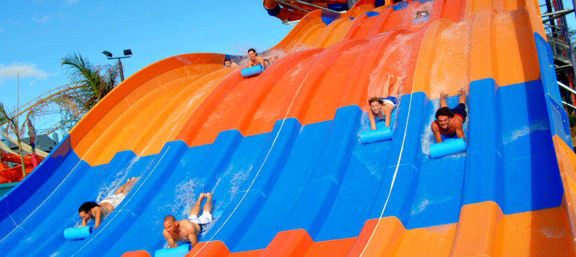 Dreamworld and WhiteWater World Tickets