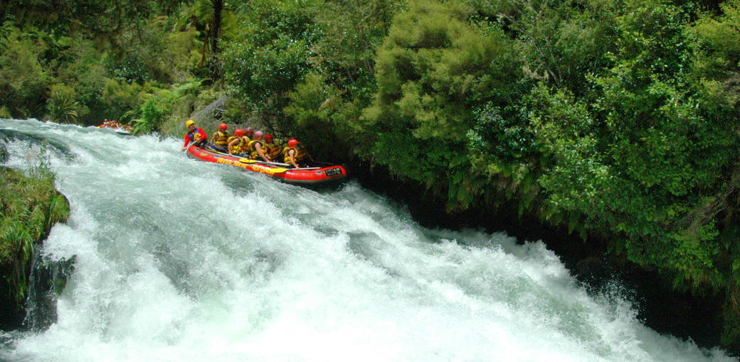 Rangitaiki Rafting NZ