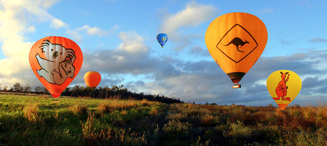 Top 10 things to do in Cairns Hot Air Balloonin­g