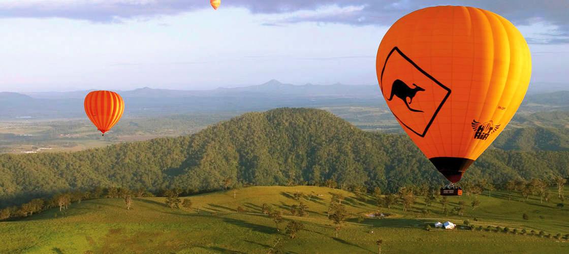 Hot Air Ballooning Tour from Cairns - Viator.com