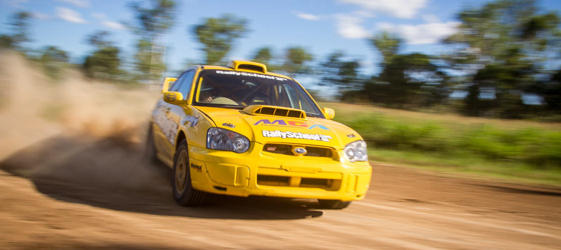 Sydney Rally driving experience Colo Heights - Book Now