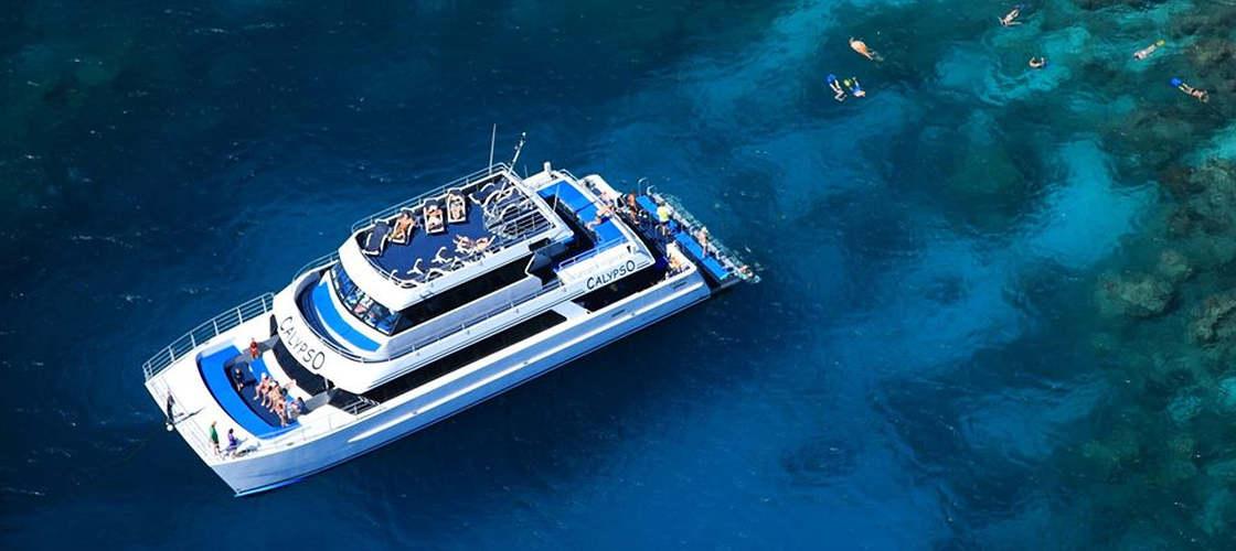 Cairns Boat Tour