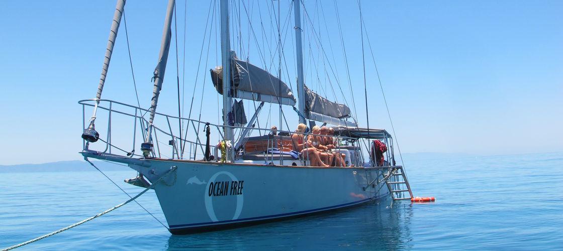 Green Island Full Day Sailing Cruise