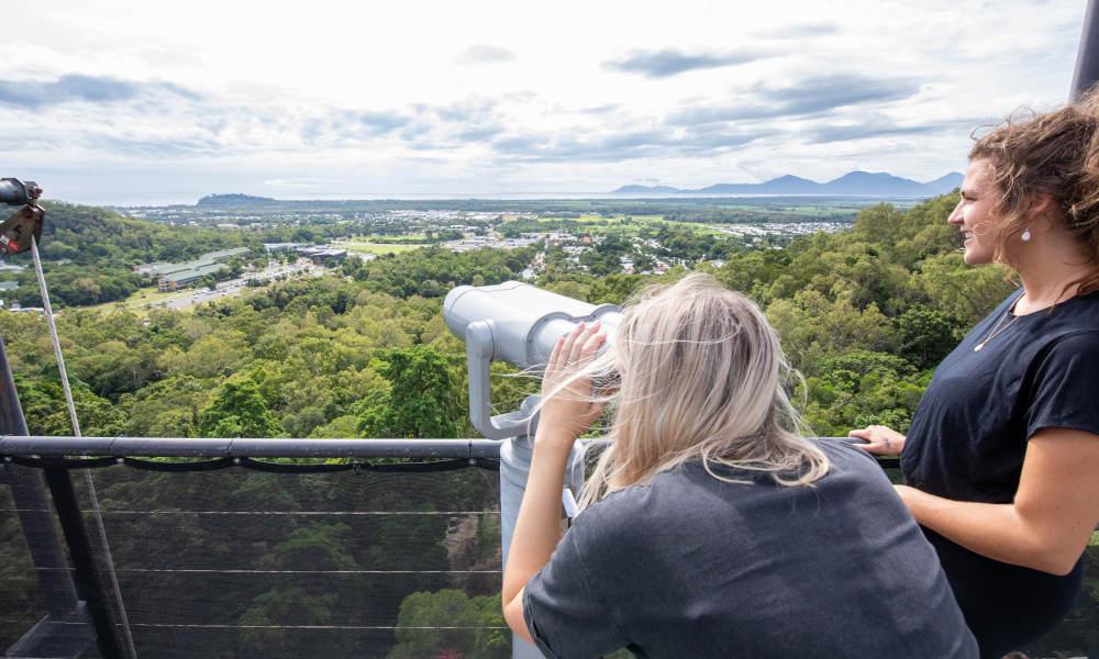 Cairns View Aj Hackett Bungy