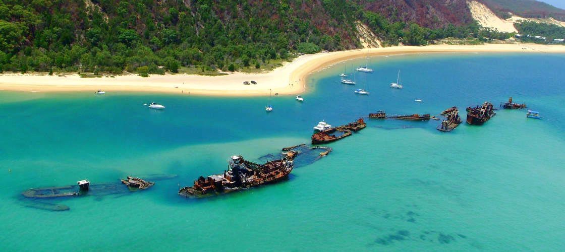 Tangalooma Island REsort Day Tour from Brisbane