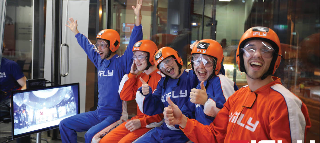 iFLY Indoor Skydiving Tickets Perth