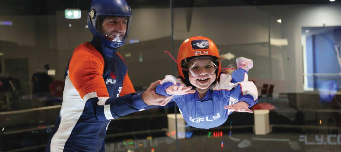 Indoor Skydiving Perth