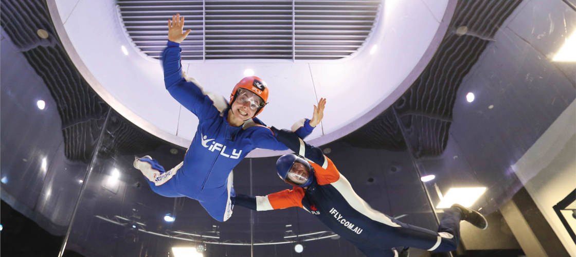 iFLY Skydiving Perth