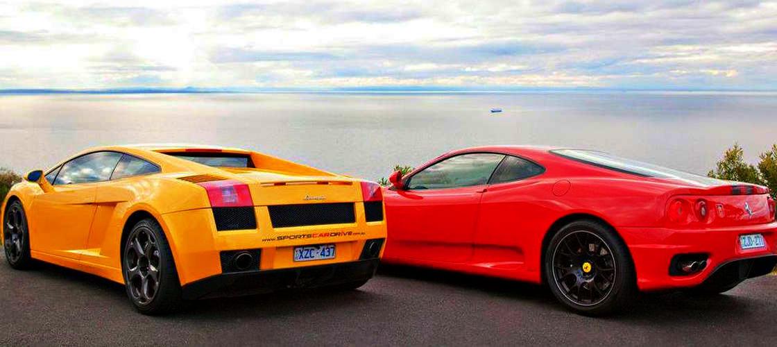 Lamborghini horsepower fast