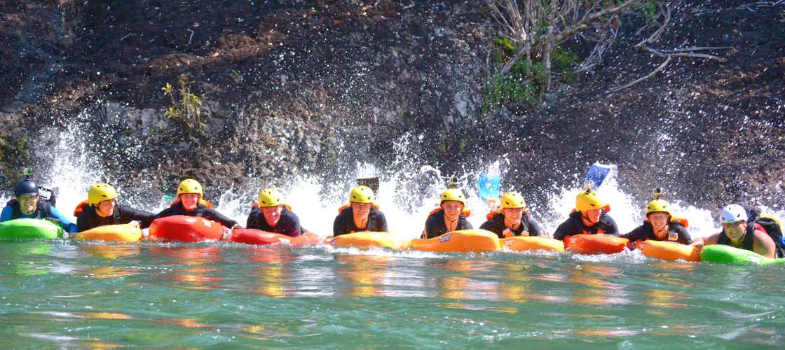 rapid river rafting
