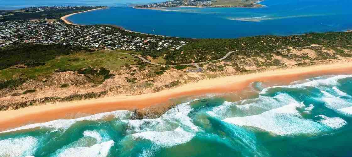 Cape Woolamai Surf Beach Flight
