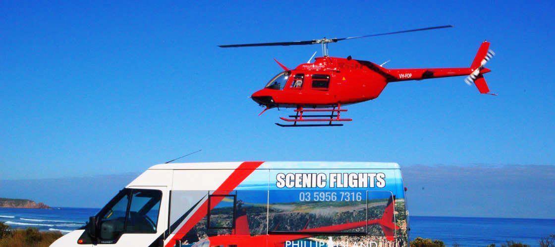 Scenic Flight Phillip Island