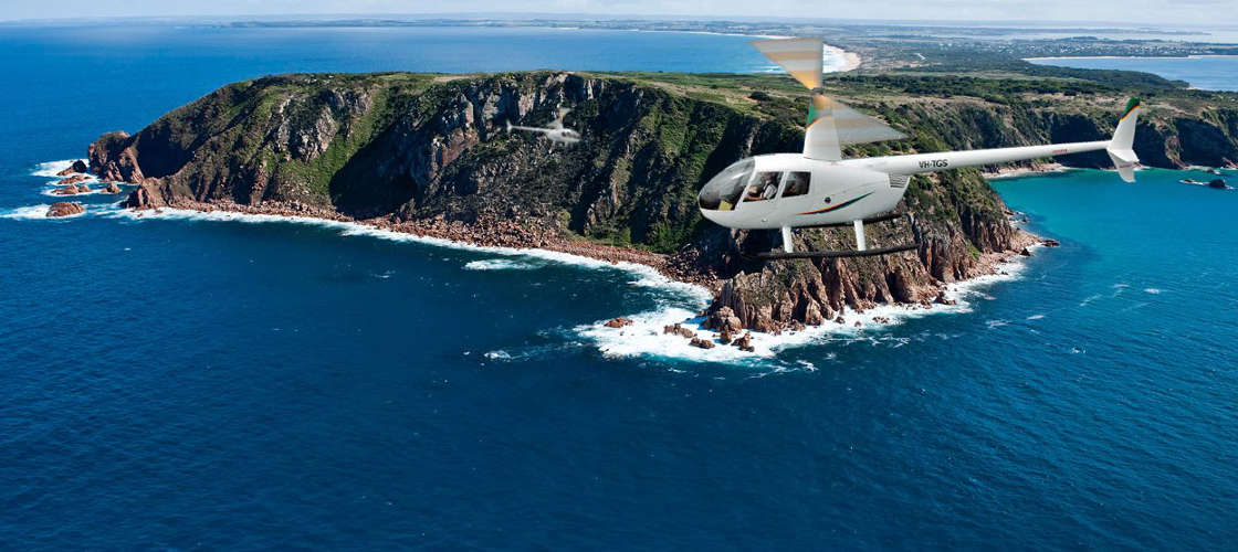 Phillip Island Scenic Flight
