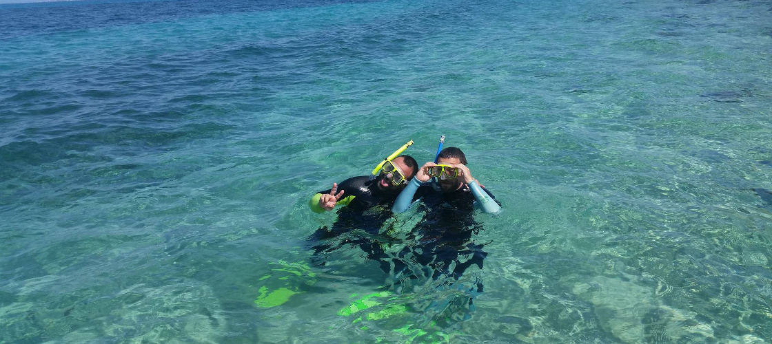 Snorkel at Great Keppel Island