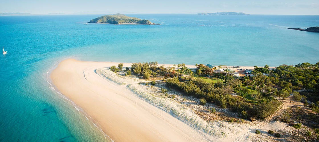 Great Keppel Island: Great Keppel Island Day Trip