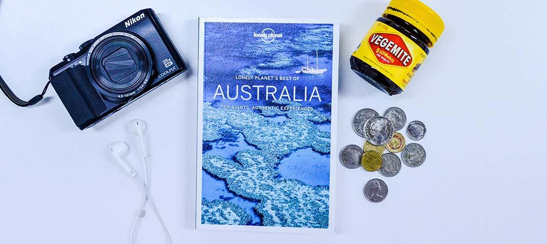 Australia Travel Book Guide - Buy Here