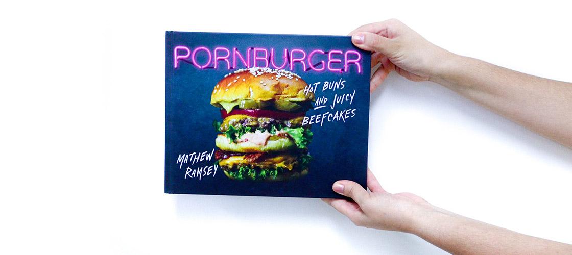Pornburger Burger Recipe Book - Buy Now