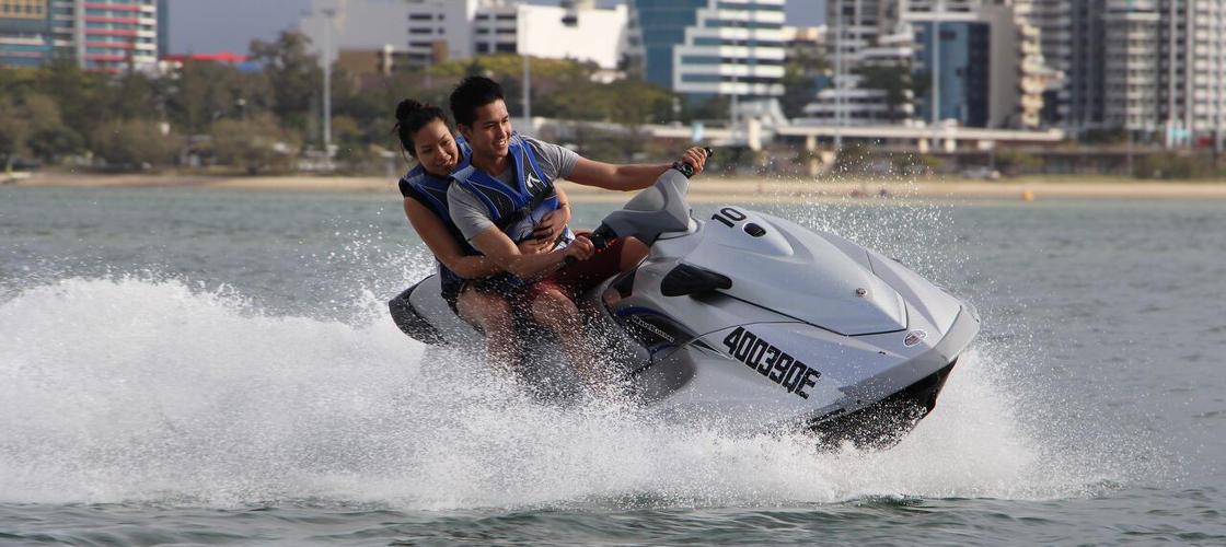 Gold Coast Watersports Jetski Hire