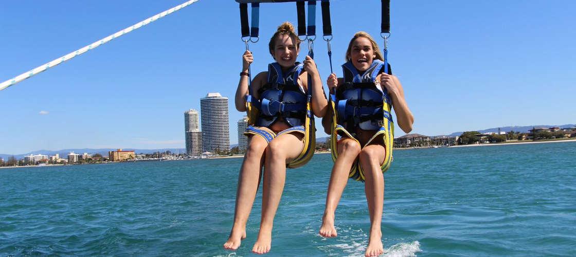 Gold Coast Watersports Parasailing