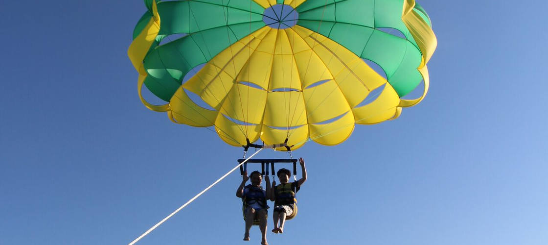 Gold Coast Watersports Jetski Parasail and Flyboard Package