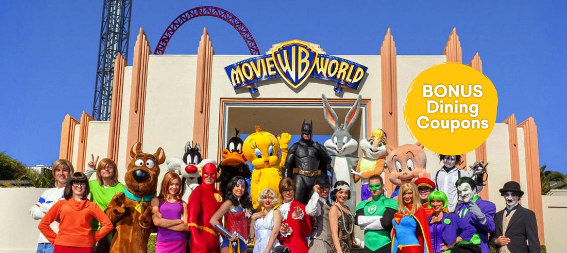 7 day pass to movie world sea world wet n wild experience oz gallery banner gumiabroncs Choice Image