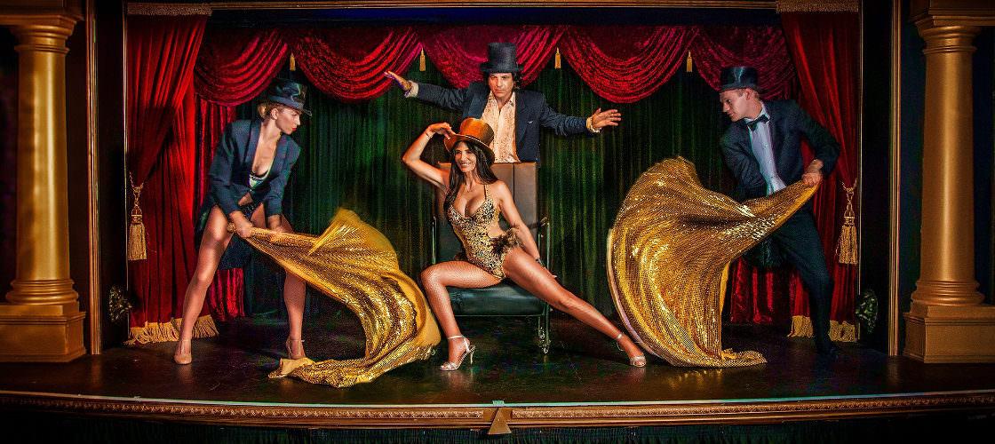 Sydney Cabaret and Magic Show - Buy Vouchers
