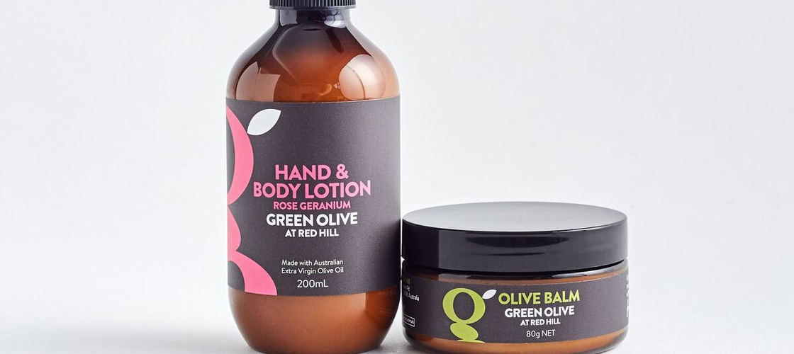 Green Olive Skin Perfecting Duo hamper