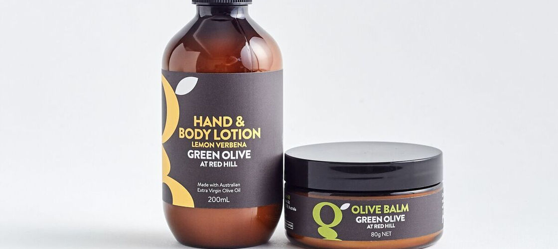 Green Olive Skin Perfecting Duo