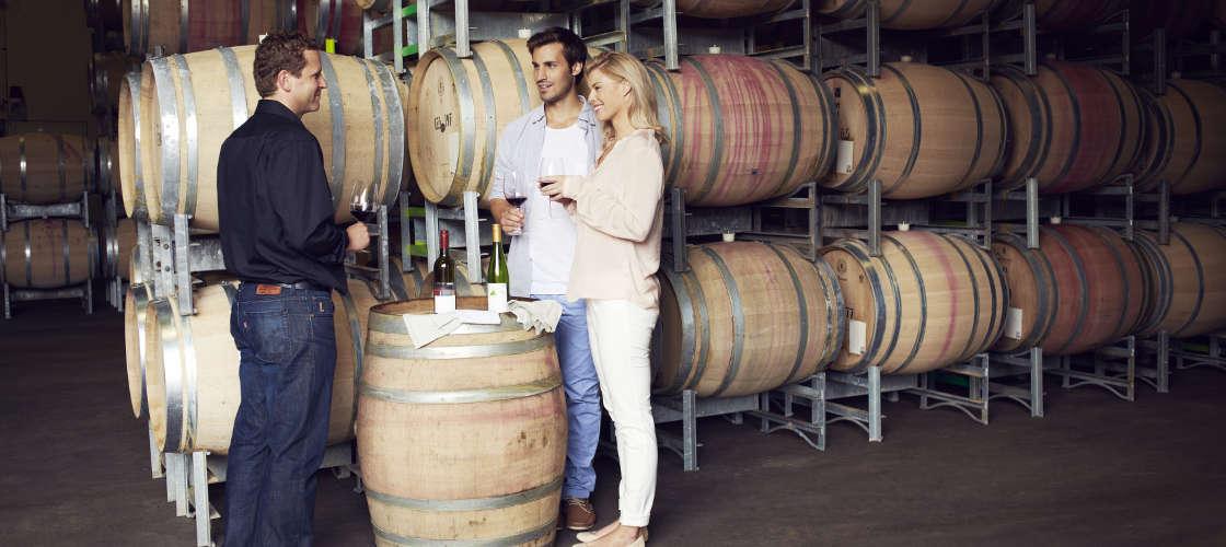 Wine tasting Margret river Australia